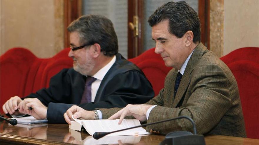 Jaume Matas confía en no entrar en prisión ya que ha solicitado el indulto