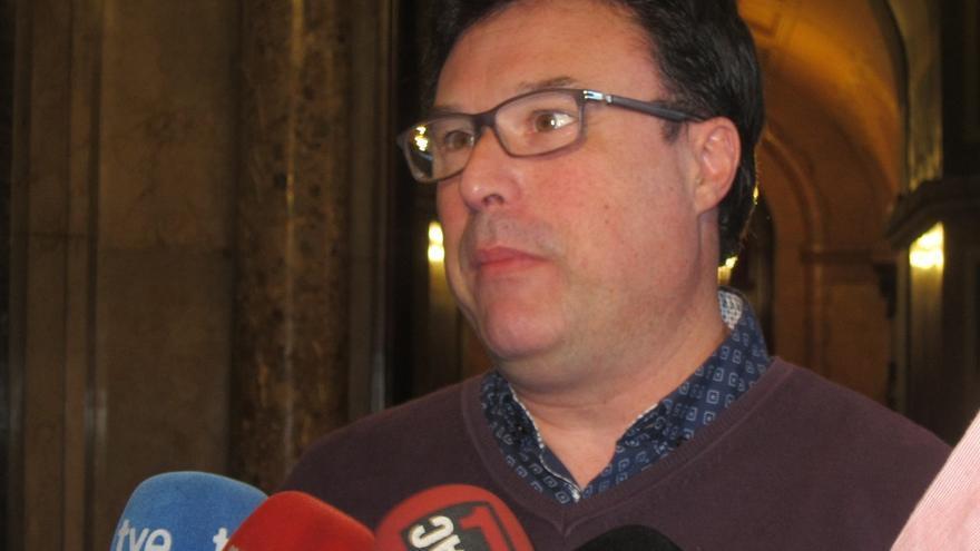 EUiA llega a un acuerdo 'in extremis' para concurrir a las generales con Podem, BComú e ICV