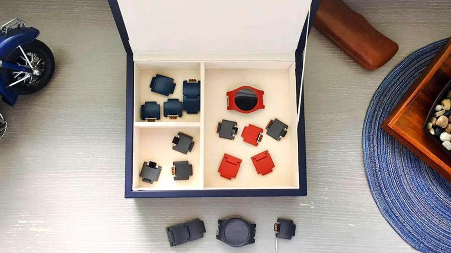 Blocks ha desarrollado por el momento cinco módulos diferentes