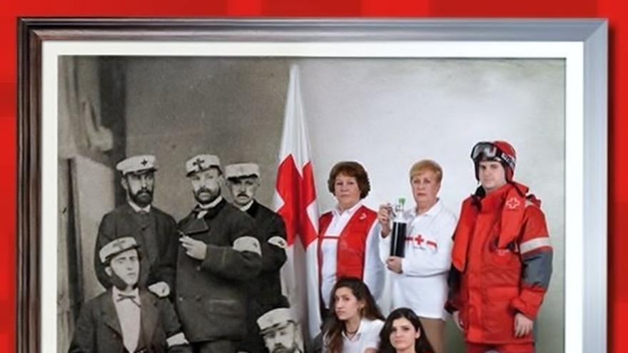 Cruz Roja cumple 150 años en Navarra, que celebrará lanzando el chupinazo y con un homenaje al primer voluntariado