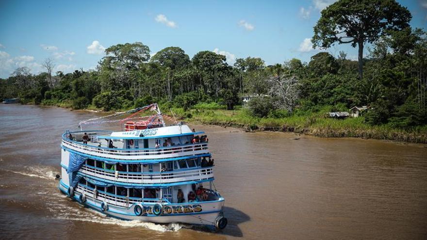 El Amazonas, amenazado por un círculo vicioso de sequía y deforestación
