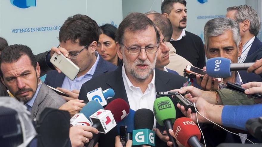Rajoy reúne el lunes a la cúpula del PP para analizar los resultados del 25S