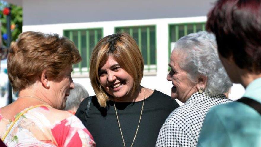 Charo Cordero, presidenta de la Diputación Provincial de Cáceres
