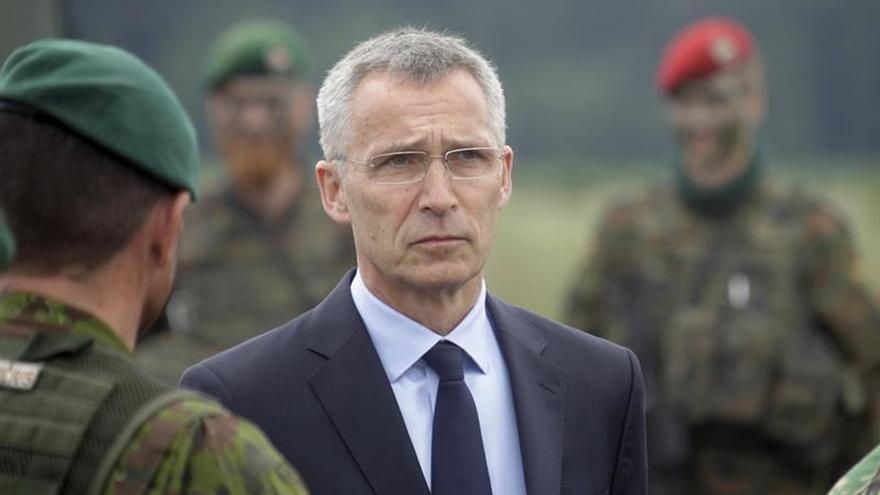 La OTAN vigila ejercicios militares rusos junto a las fronteras bálticas