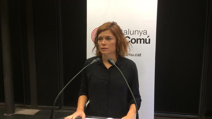 El partido de Colau participará en el referéndum entendiéndolo como una movilización
