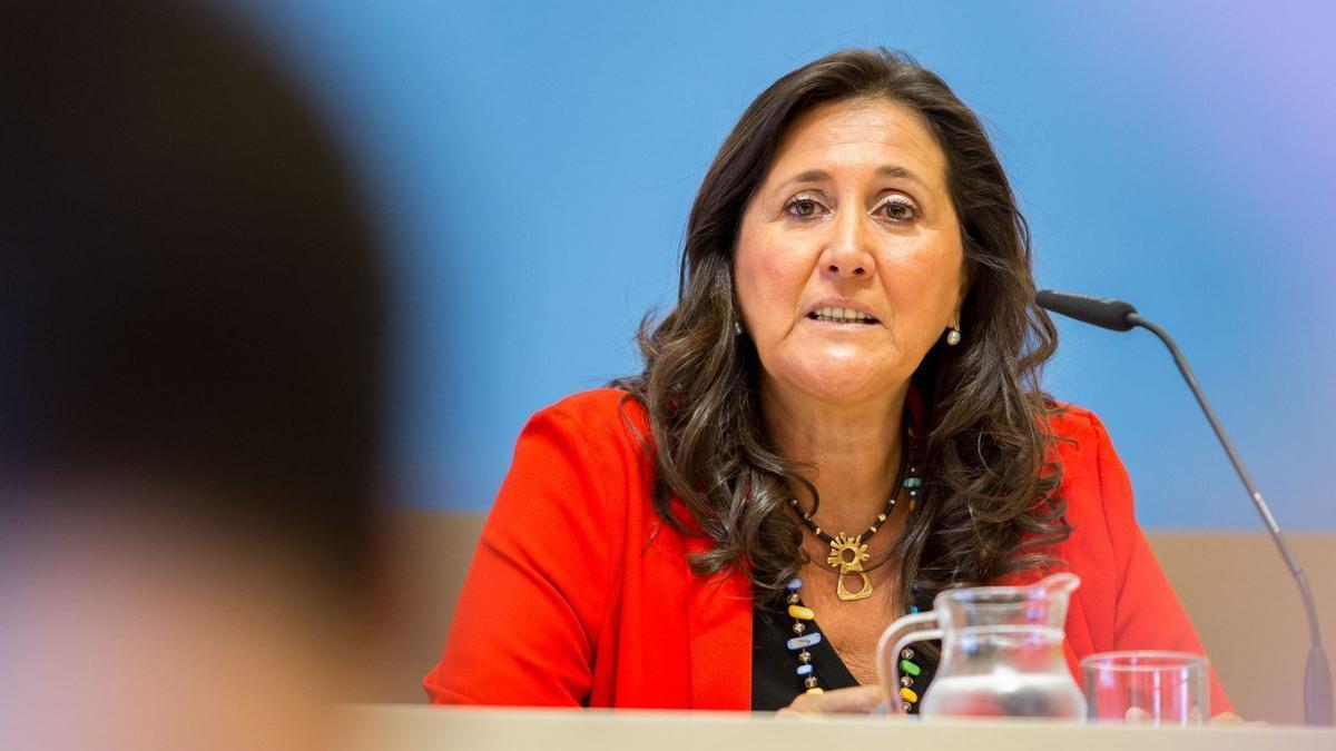 Paloma Espinosa, concejala de Mayores