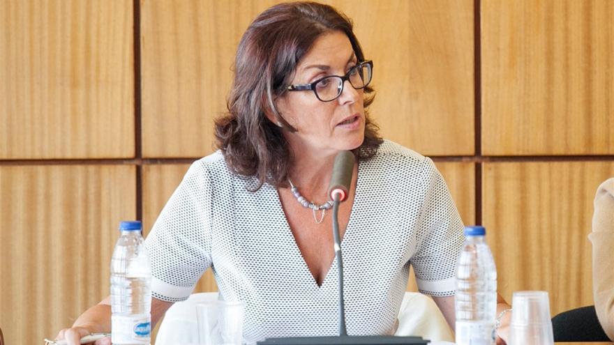 Carmen Rosa Sánchez, vicerrectora en la ULL