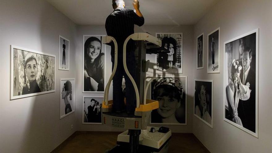 Audrey Hepburn y Hubert de Givenchy se reencuentran en una exposición en La Haya