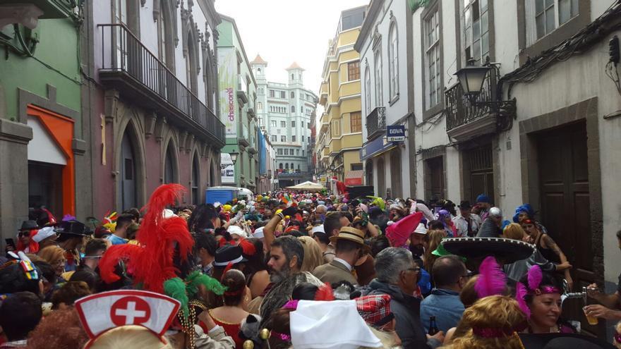 Carnaval de Día de Vegueta.
