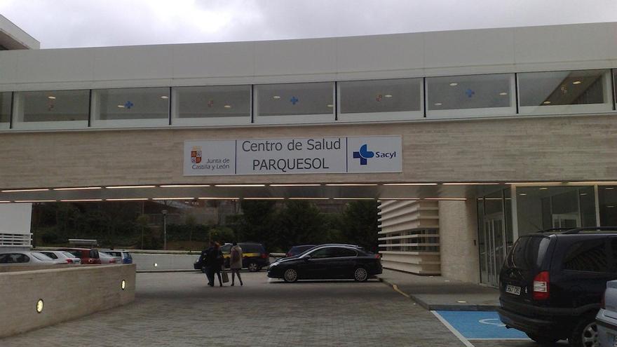 El centro de salud de Parque Sol.