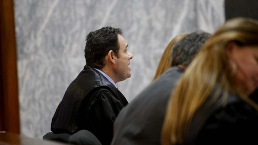 Del juicio del 'caso Kárate' #25