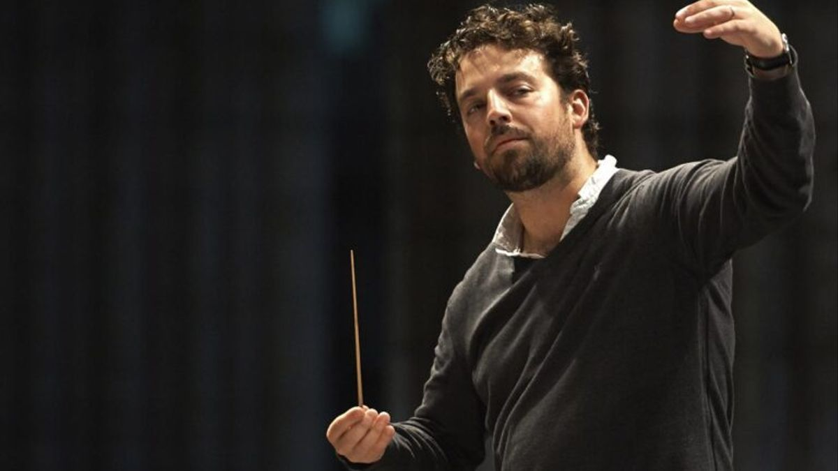 James Gaffigan, nuevo director musical de Les Arts.
