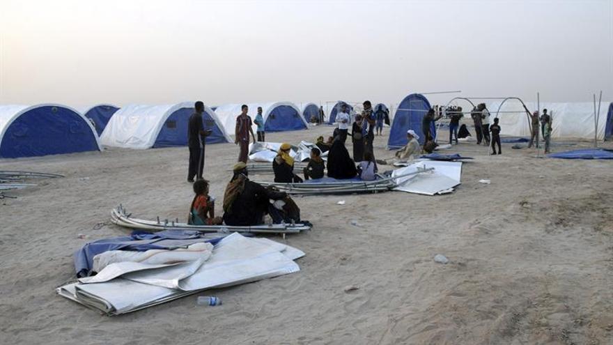La ONU celebra la liberación de Faluya y envía más comida para la población