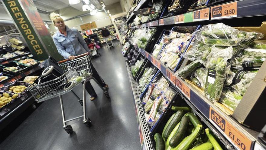 """Alertan de una subida de los precios de los alimentos por el """"brexit"""""""