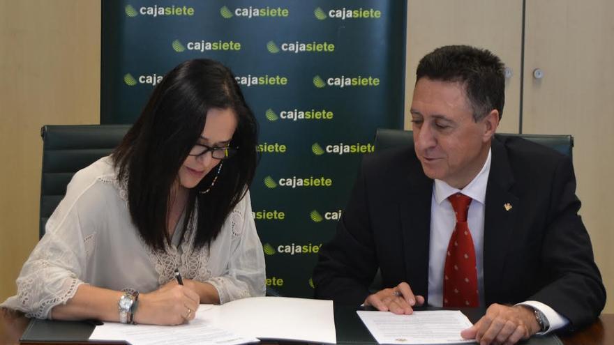 En la imagen, Rosabel Suárez y Fernando Berge.