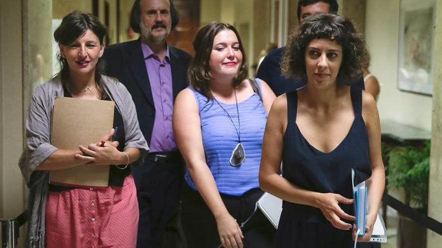 En Marea solicitará grupo parlamentario en el Congreso el próximo martes