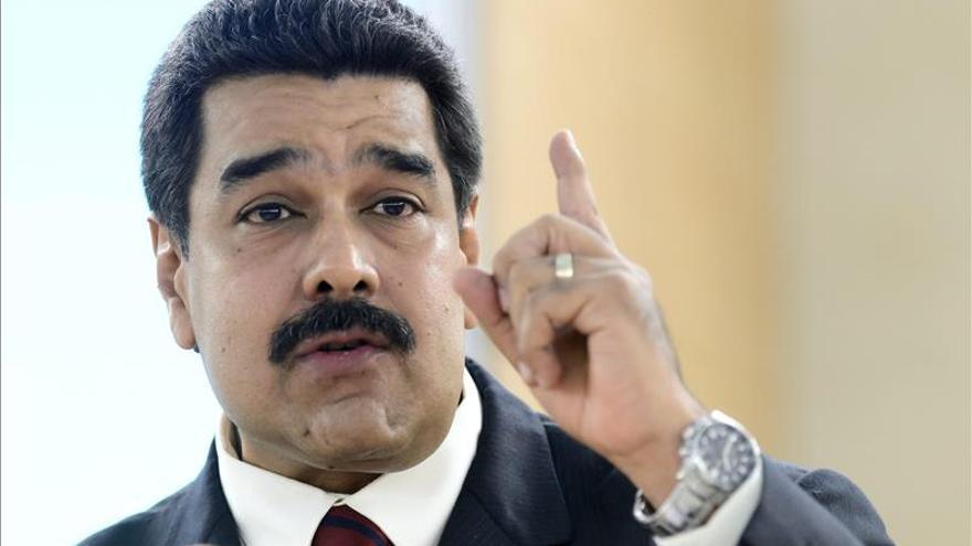 Maduro ordena revisar las relaciones con EE.UU. tras las revelaciones de Snowden