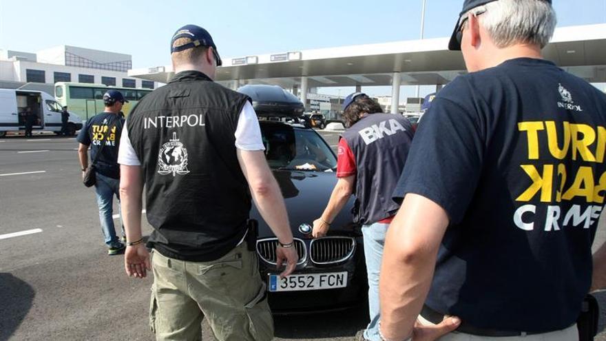 Interpol rescata a 2.700 víctimas de trata de personas en América del Sur y Central