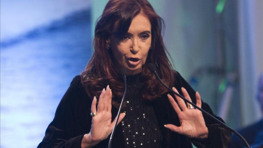 Cristina Fernández se somete a terapia antiestrés como parte del proceso de recuperación