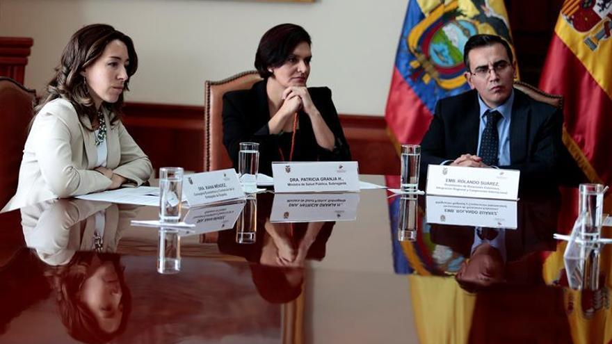 Canje de deuda por seis millones de dólares entre Ecuador y España