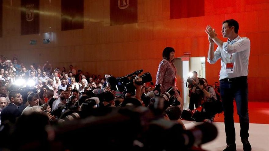 """Narbona apela a un PSOE """"fuerte y cohesionado"""" y primer partido de izquierda"""