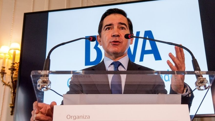 """Torres (BBVA), sobre el impuesto hipotecario: """"No se puede penalizar a quien ha cumplido la ley"""""""