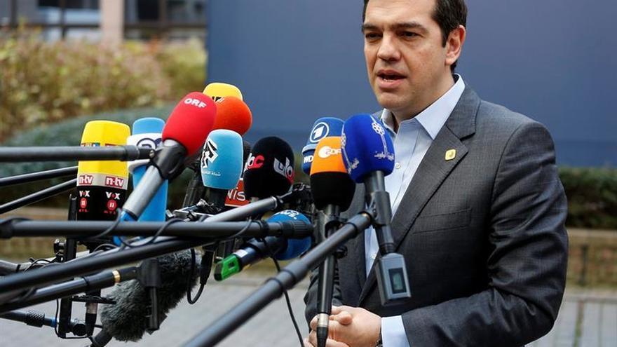 Tsipras dice que paga a pensionistas es puntual y no amenaza objetivo fiscal