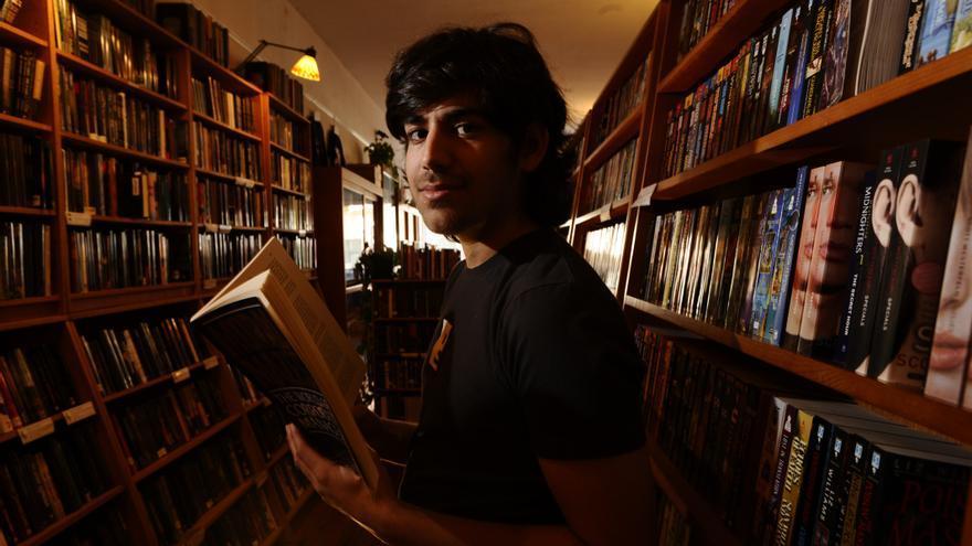 Aaron Swartz, en una imagen del documental The Internet's Own Boy