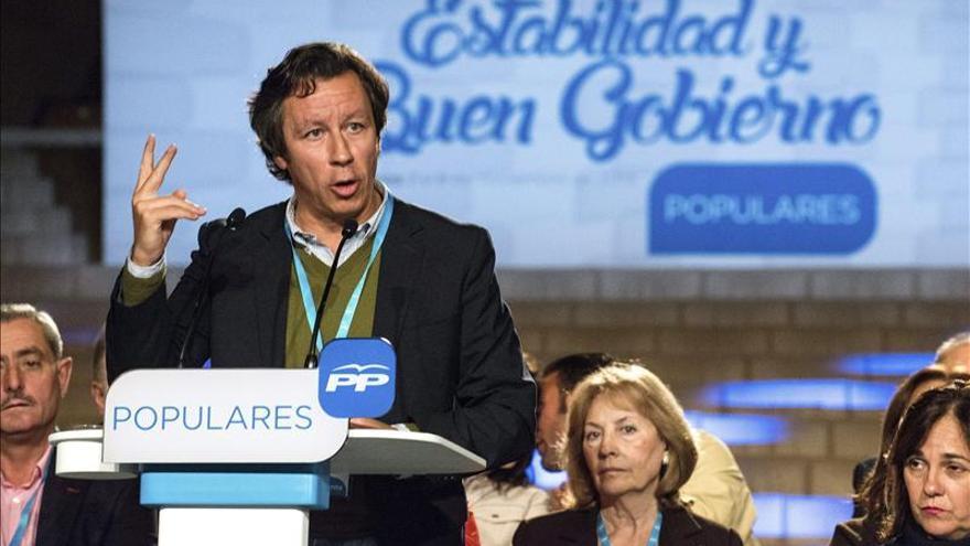 """El PP pide """"lealtad"""" y llama a cerrar filas ante las situaciones complicadas"""