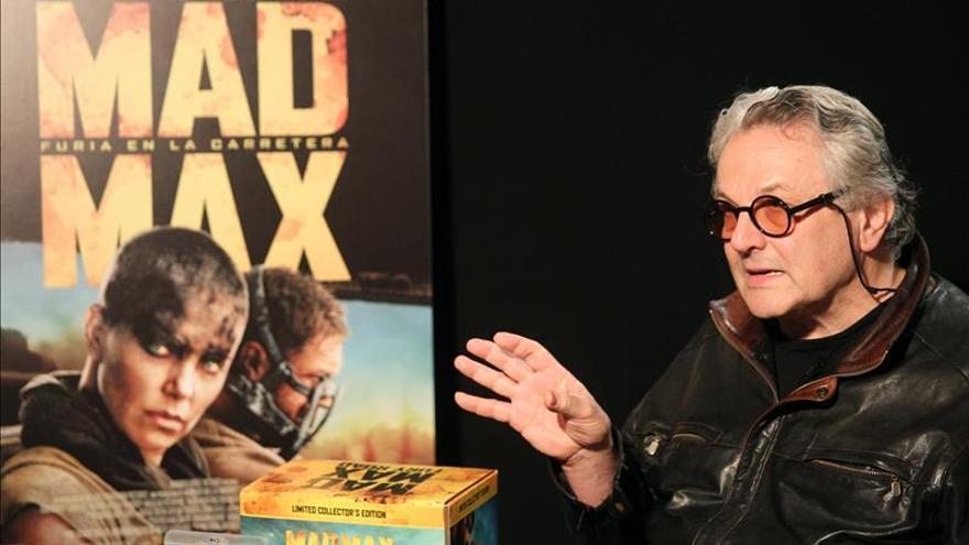 """Miller aparca de momento la continuación de """"Mad Max: Fury Road"""""""