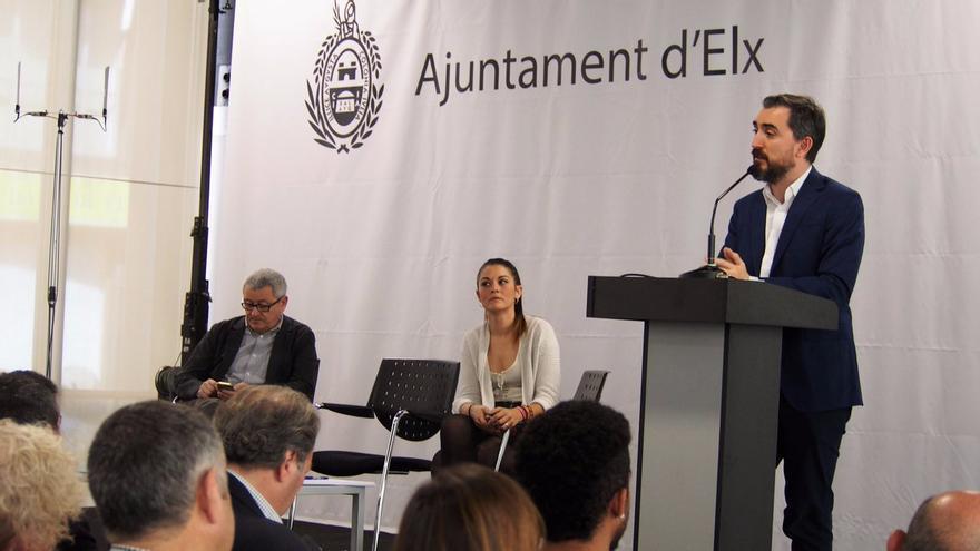 Ignacio Escolar durante su intervención