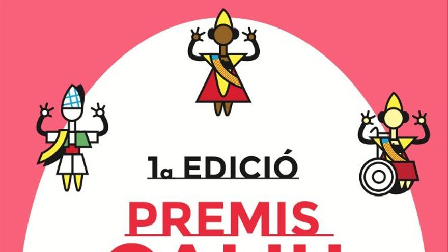 Cartel de los Premios Caliu