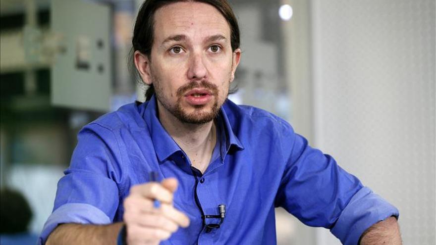 Iglesias (Podemos) dice que corrupción y privatización sanitaria son dos caras de una moneda