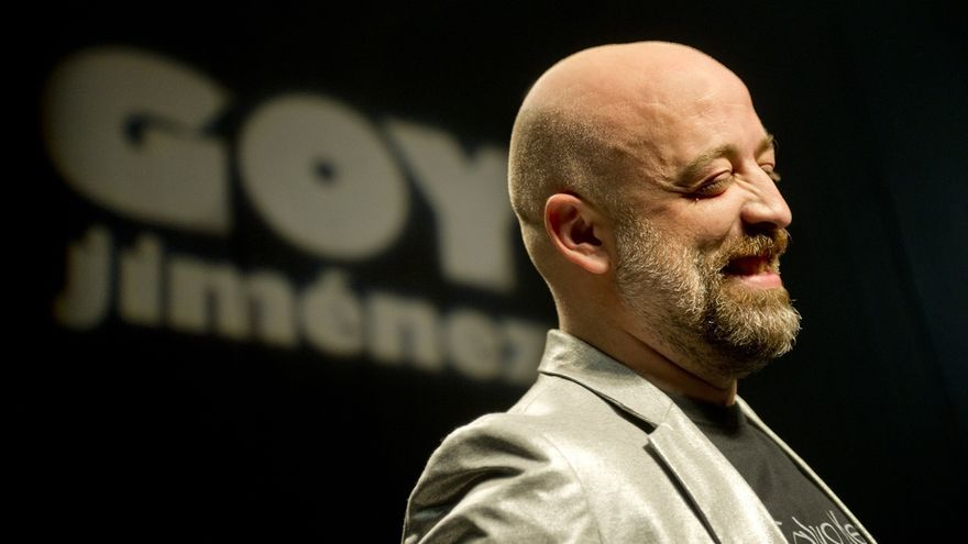 Goyo Jiménez pone punto y final a su espectáculo 'Al Fin Solo' en Aste Nagusia de Bilbao