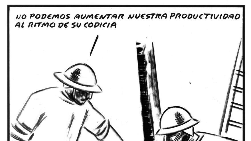 'Viñetas para una crisis'. / El Roto