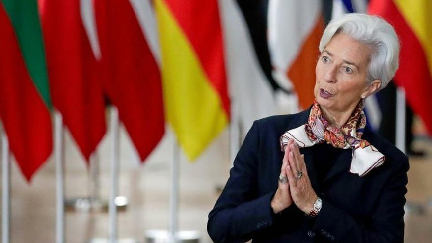 El BCE restringe viajes de su personal hasta el 20 de abril por el coronavirus