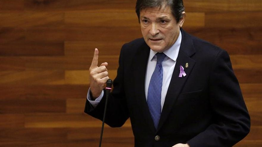 Javier Fernández defiende las decisiones en favor del interés general de 2016