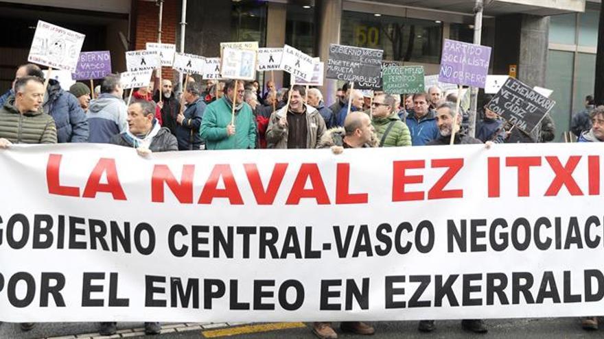 Esperan los despidos de La Naval en unos días tras reunirse con la Inspección