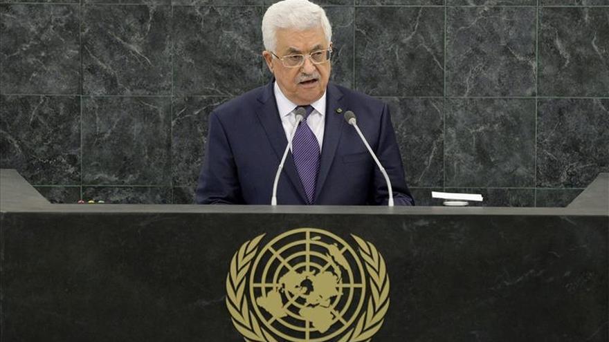 Abás se presentará ante la ONU con la bandera palestina ondeando por primera vez