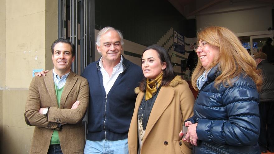 """González Pons cree que el caso de Arístegui y De la Serna no va a influir porque """"se ha actuado con rapidez"""""""