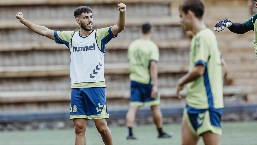 Cardona, Fabio y Aythami viajan con la UD Las Palmas a Zaragoza