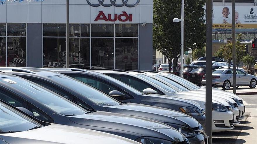 Audi vende hasta octubre 1.525.300 vehículos, un 0,9 % menos