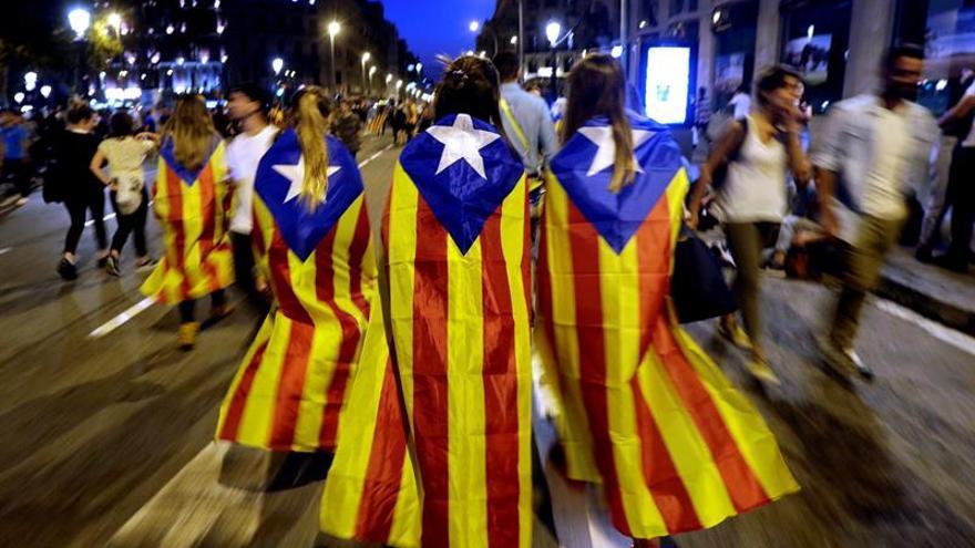 Los vascos, incluidos los nacionalistas, muy críticos con el procés catalán