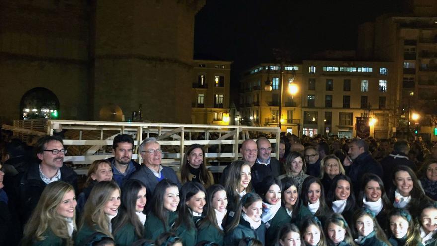 Valencia celebra la declaración de las Fallas como Patrimonio Inmaterial de la Humanidad por la Unesco