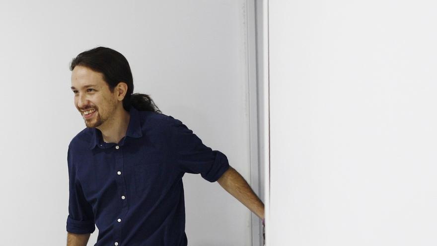 """Pablo Iglesias dice que Rajoy """"no ha estado a la altura"""" en la lucha contra la violencia de género"""