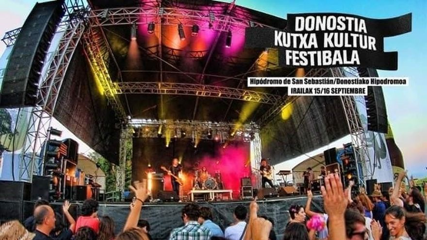 The Jesus and Mary Chain encabeza la primera jornada del Kutxa Kultur Festibala 2017 en el hipódromo de Lasarte