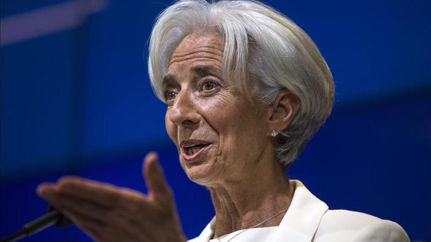 """El FMI urge a la zona euro a dar """"un empujón colectivo más potente"""""""