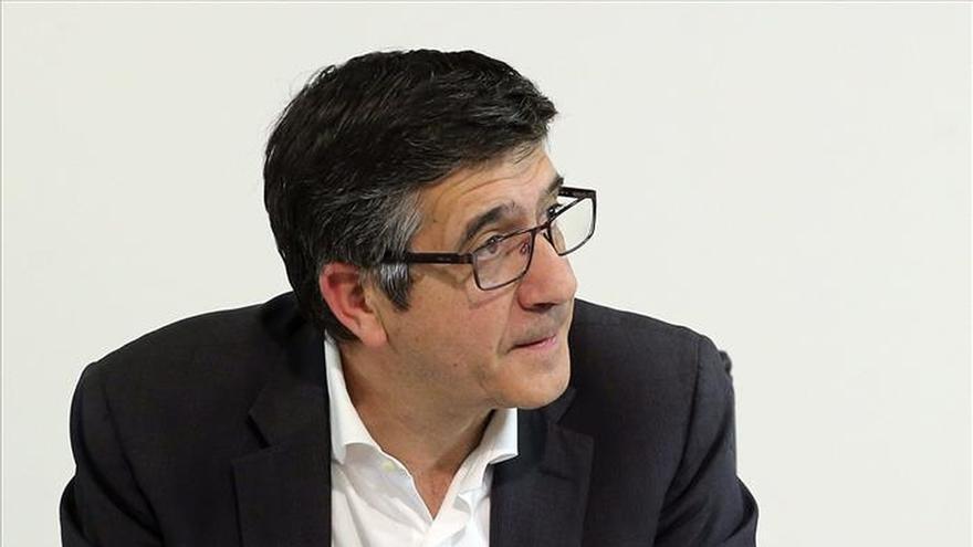 """P.López ve """"muy buenos"""" resultados para un PSOE sin credibilidad hace un año"""