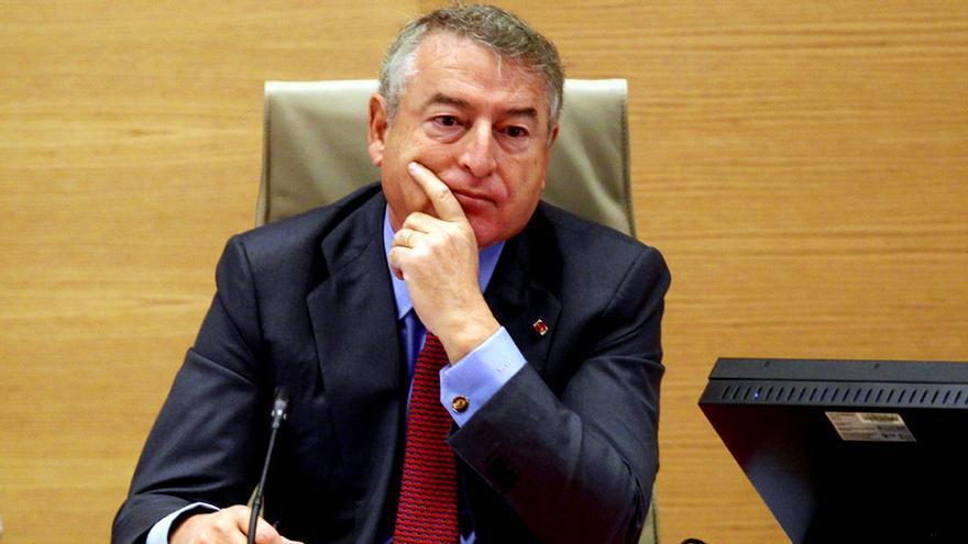 El actual presidente de RTVE, José Antonio Sánchez