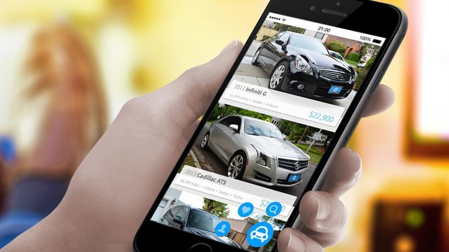 Beepi, una 'app' para comprar y vender coches de segunda mano